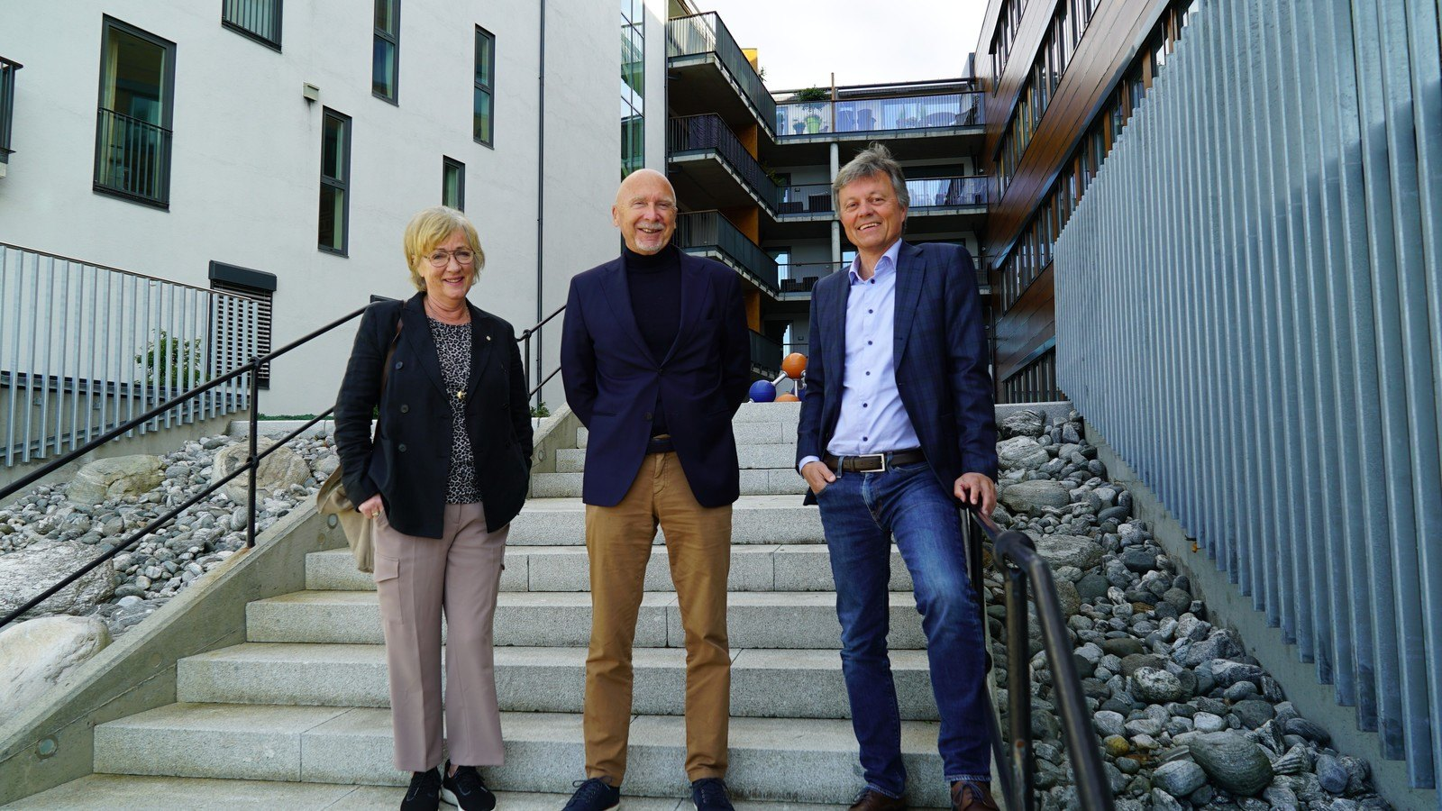 Vi vil posisjonere Norge i verdenstoppen på bærekraft